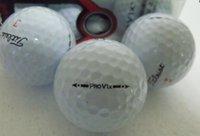 Wholesale 2016 DHL good v1 v1X golf ball balls Clubs one dozen one box balls