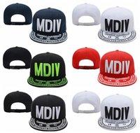 based snapback - Hot Sale MDIV Cap Sport Hip Hop Street Hats Base ball Snapback Panel Women s Man Summer Cool Casquette Popular Headwear Sun Gorras Strapback