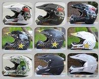 off road dirt bike - 2016 rockstar cascos capacete motorcycle helmet ATV Dirt bike downhill cross off road motocross helmets DOT S XL