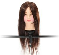 Wholesale Hairdressing Training Head Practice Model Mannequin Cut Wigs