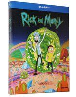 Wholesale Rick and Morty Season First Season One blu ray bd Disc Set Boxset New also have bluray season2 bd discs dvd