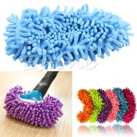 Wholesale Pc Mop House Clean Shoe Cover Multi function Slippers Floor Dust Cleaning Shoes