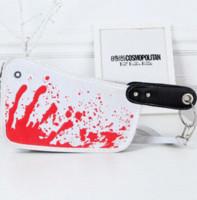 Sacs à main de jour à bas prix France-Couteau cuis cuir PU Mode sac à main sac Messenger embrayages Day cadeau créatif sac de rangement bon marché de l'emballage cadeau