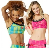 Wholesale Women bra Ladies high elastic corset bra yoga vest bra Fashion bra Women bra B39