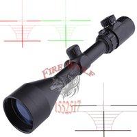 3-9x50 - Hunting Scope X50 Red Green Dot Sight Scope Illuminated Telescopic Scope Tactical hunting sight Optical sight