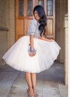Wholesale adult tulle skirt delicate layers tulle christmas gown plus