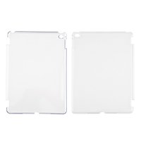 Wholesale New Crystal Clear Hard PC Plastic Back Case Cover Slim Shell For Apple For iPad Air