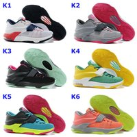 best shoe brands for men - 2015 Brand Kevin Durant KD Basketball Shoes For Men KD7 PBJ Sports Shoe Athletic Best price Quality With Standout Midsole Size US7