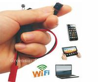 Wholesale Hot P Mini Camera SPY Hidden Camera Video Wifi P2P DIY Module Mini DV DVR Wireless IP Spy Surveillance Camera S06