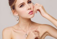 Wholesale 3 Europe And The Two Best Selling Casual Necklace Earrings Set Simple Elegance For All Occasions