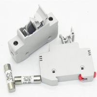 Wholesale 5 pieces Solar PV Fuse Holder for Solar PV Fuse V DC High Quality with UL and ROHS Approved BX0236