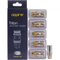 Precio de Bobinas atlantis v2-1: 1 Clon Triton Clapton bobinas 0,3 0,4 0,5 1,8 ohmios para Atlantis Triton 2 v2 atomizador serie Tank