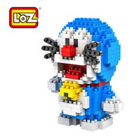 asia markets - Micro Building Blocks Popular in Asia Market Characters from Doraemon Challenging D Non toxic Plastic Bricks Ideal for Fans Collection