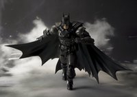 batman dark knight collection - New Christmas batman Action Figures Marvel Batman Movie Dark Knight Action Figure Batman minifigures Boy Xmas Toy Collection E1700