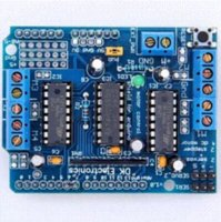 air conditioner control board - Practical L293D Motor Control Shield Motor Drive Expansion Board For Arduino Motor Shield control panel air conditioner