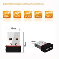 Wholesale YUEMINGRUI RT5370 Mbps Wireless USB to Wifi Adapter Dongle Converter Card USB Wifi Adapter Repeater Transmitter