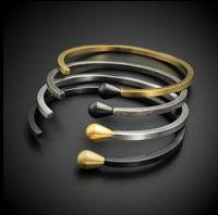 american friction - 40Pcs LUST LTD fashion brand titanium steel Friction match bracelet new Energy bracelet opening for men and women