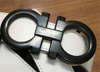 Wholesale 2016 classic fashion leather brand feragamo belt men s belt hight quality big belts luxury gold large buckle jeans cowboy cintos