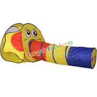Wholesale Foldable Kids Portable Pit Ball Pool Outdoor Indoor Baby Tent Play Hut Have Fun