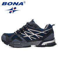 animal water features - BONA Spring Autumn Unique Feature Water Proof Men Casual Shoes Outdoor Walking In Light Rainning Day Men Zapatos Hombre