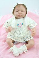 Cheap NPK Reborn Babies Doll Lifelike Silicone Sleeping Beauty Reborn Dolls Fashion Kids Juguetes Hobbies doll fashion