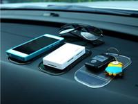 Письменный стол панель Цены-Дешевые оптовые мобильные телефоны коврик автомобиля приборной панели автомобиля Автомобильный инструмент стол материал коврик телефон силиконовый материал