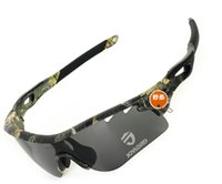 bicycle groups - Brand summer men Bicycle Glass polarized camouflage glasses outdoor cycling sport sunglasses with case groups of lenses