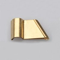 Wholesale Bronze Vintage English Calligraphy Copperplate Oblique Dip Pen Flange Changeable Bronze Oblique Flange for Dip pen