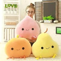 big kids furniture - 2016 New Arriving Fruits Images Plush Cushion With Soft Touch