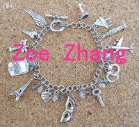 achat en gros de gris bracelets de menottes gros-Gros-Freeshipping 1pcs beaucoup 50 Fifty Shades of Grey Menottes main chaînette Bracelet de charme UIU01