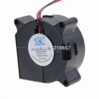 AMD bear heaters - 1PCS GDT DC V P mm x20mm cm Mini Blower Fan fan personal blower fan heater