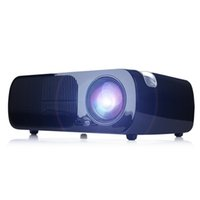 Wholesale US Stock Hot BL Lumens HD P Mini projectors Home Cinema Theater quot inch LCD x480 Portable Projector