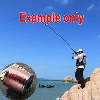 Wholesale 1pcs m Super Strong Japan Multifilament Nylon Fishing Line