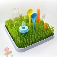 baby bottle rack - Large Lawn Drying Rack Baby Bottle Dish Rack Excellent Drying Grass for Baby Dishes Sippy Cups Baby Bottle Nipples Grass Rack