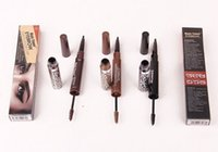 Music Flower applied auto - 2016 Music Flower Auto Eyebrow Pencil and Gel Fantasy and Easy Apply top quality