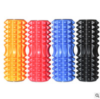 Wholesale Latest new design N T g sports fittness excercise EVA yoga blocks foam roller pilates cure trigger point muscle pain relief
