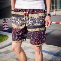 Wholesale 2016 Hot New Arrivals Cool Flax Man Shorts Popular Men Beach Shorts Comfortable High Quality Borad Shorts For Men