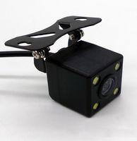 Wholesale Super Mini Night Vision LED Car Camera Rear View Parking Back Camera Astern Back Up Reversing Camera HD CCD Waterproof