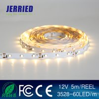 Wholesale DC12v smd w m led strip light leds IP20 with CE ROHS The elevator decorative lighting