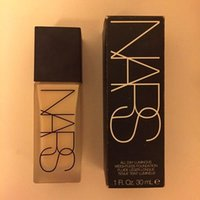 Wholesale HOT makeup Face And Body Foundation NARS New Makeup All Day Luminous Weightless Foundation Liquid