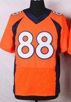best apparel brands - Thomas Football Jerseys Orange Football Wears New Collection Brand Football Apparel New Arrival Football Apparel Best Selling Sportswear