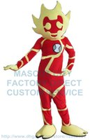 ben alien force - Red Ben Alien Force mascot costume adult size hot cartoon character ben theme anime cosply costumes carnival fancy dress