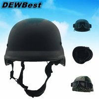 Wholesale FAST Ballistic Helmet Ops Core FAST Bullet Proof Helmet NIJ Level IIIA Aramid Bulletproof Helmet