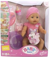 baby annabell dolls - Hsb toys ZAPF Zapf Baby Annabell doll with many functions like tear feed drink Blink cm dolls lovely daughter