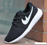 Wholesale Men Women Roshe Run Cheap Running Shoes London Olympic Sporting Sneakers Lightweight Breathable Roshes Athletic Shoes