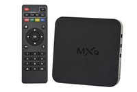 Wholesale New MXQ Amlogic s805 Android4 G G Kodi Loaded Android TV Box