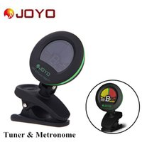bass guitar building - JOYO JMT Clip on Electric Guitar Tuner Metronome Built in Mic Color Screen Tuner for Guitar Chromatic Bass Violin Ukulele