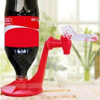 Wholesale 2016 new Mini Coke Soda Beer Beverage Switch Drinker Water Dispenser Fountains Home Party