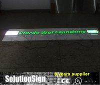 Wholesale customized LED flashing acrylic led letter signs