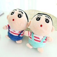 best crayons - 18cm Crayon Shin Chan Stuffed Plush Doll Japanese Anime Action Figure For Best Gift Plush Doll Plush Toys Gift For Girl
